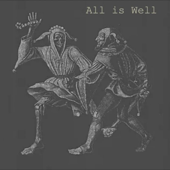 Grass Shadows - All Is Well